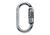 Карабин OVAL STEEL 2LOCK